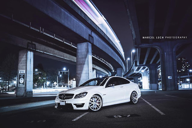 mercedes w204 c63 amg coupe