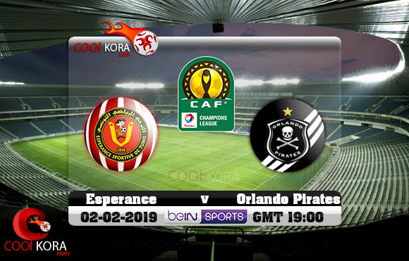 مشاهدة مباراة أورلاندو بيراتس والترجي اليوم 2-2-2019 دوري أبطال أفريقيا
