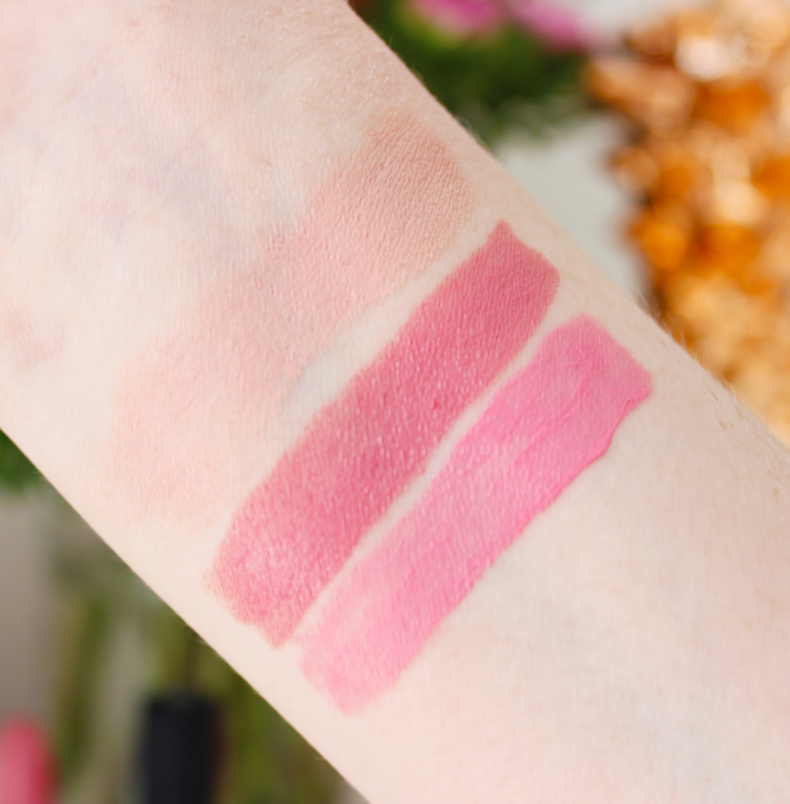 3 nude pink lipsticks everyone needs swatches