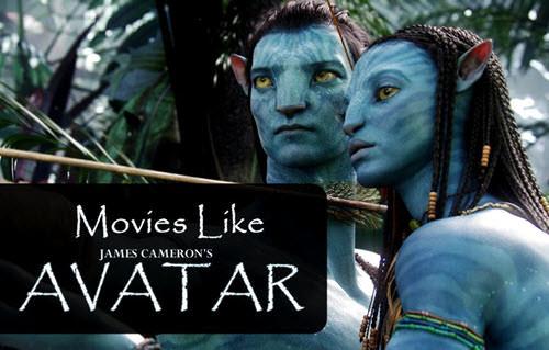 Avatar 2009 movie poster, Movies Like Avatar