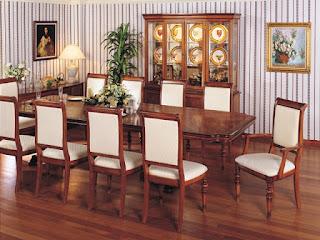 exluzív asztalok és székek