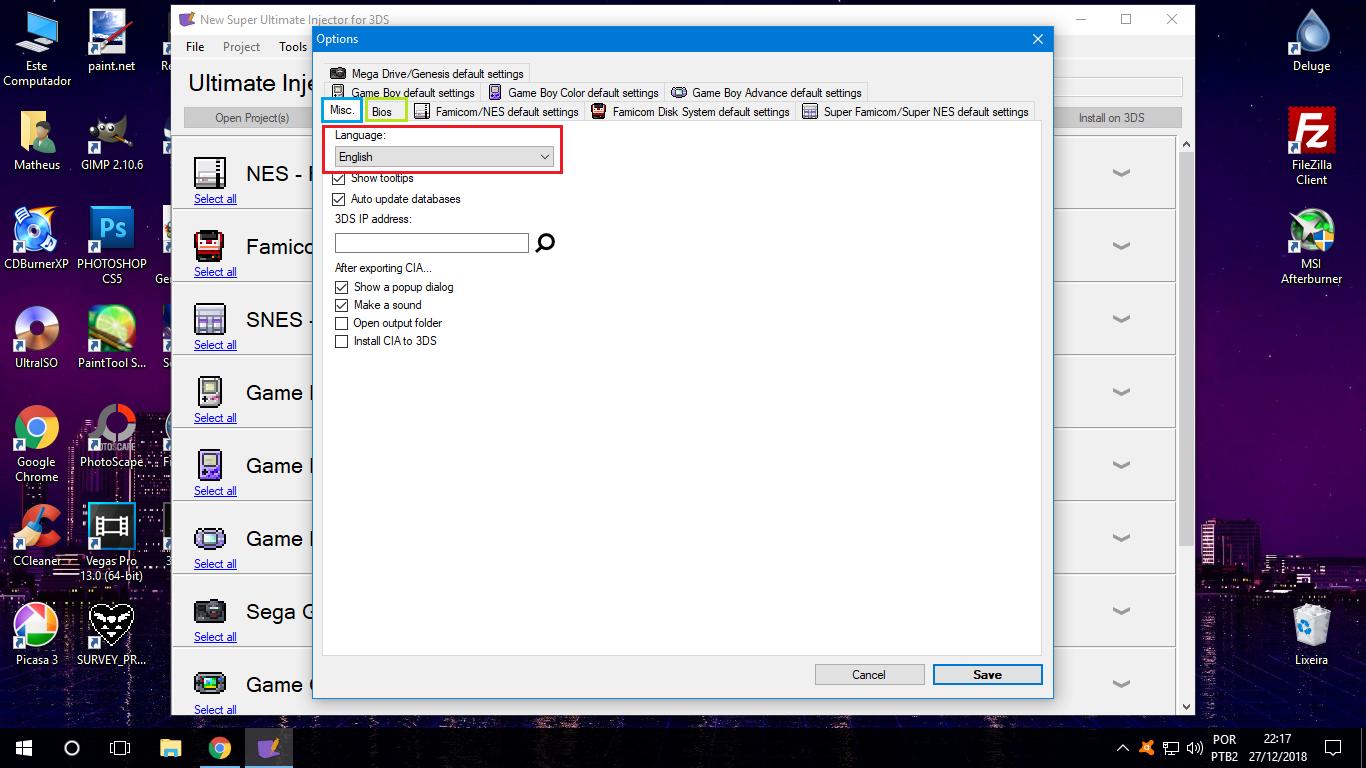 Blog Shadow Games: Tutorial: Como rodar ROMs de GBA no