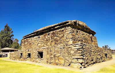 Ruinas de Willcahuaín, Huaraz, Tours Huaraz, Huaraz Trekking