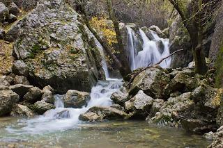 Nacimiento del Río Guadalquivir. Parque Nacional Sierra de Cazorla, Segura y Las Villas