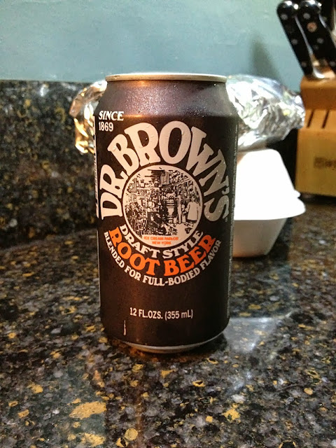 Dr. Brown's Draft Style Root Beer