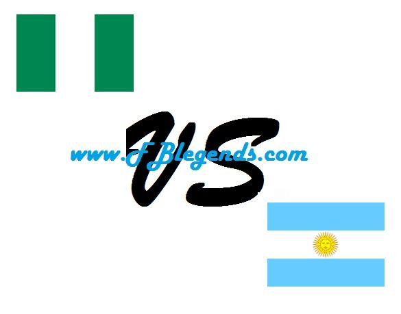 مشاهدة مباراة الارجنتين ونيجيريا بث مباشر مباراة ودية بتاريخ 14-11-2017 يلا شوت argentina vs nigeria