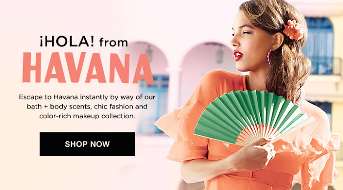 Shop Now Hola! from Havana.. Trending now >>