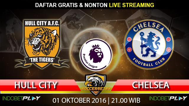 Prediksi Hull City vs Chelsea 01 Oktober 2016 (Liga Inggris)