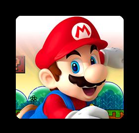 شعار Super Mario