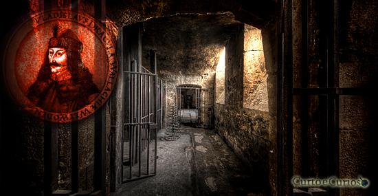 Calabouço de Drácula: a prisão do 'vampiro finalmente revelada