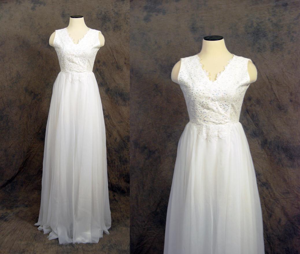 Vintage 1960s Wedding Dresses: Jessamity: Vintage Find Of The Week: 1960s Wedding Dress