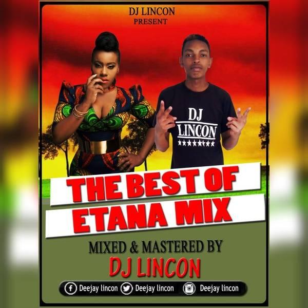The Best Of Etana Reggae Mixtape 2018 by DJ Lincon | Dapstrem