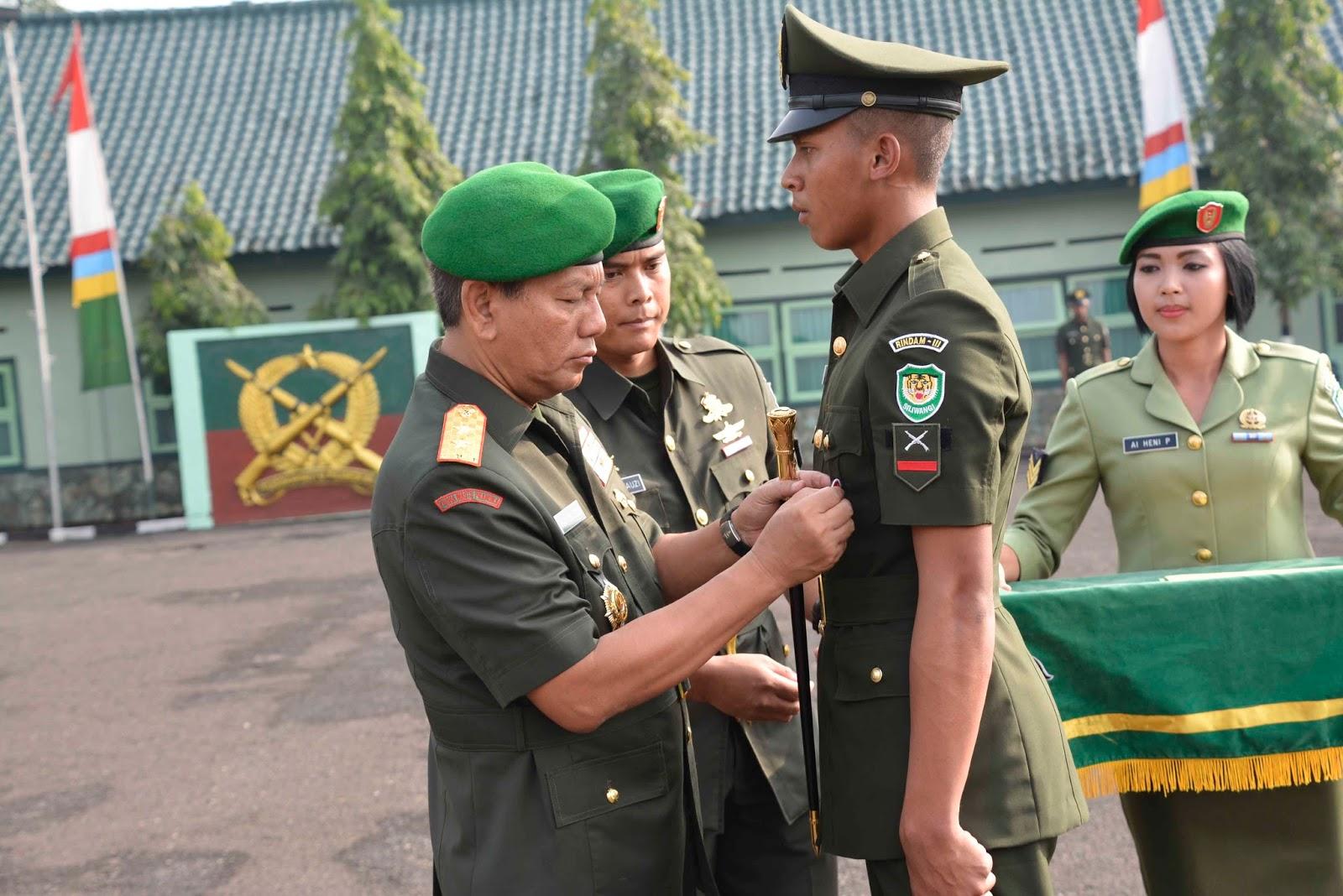 Pakaian Dinas TNI AD | sumber foto dari seputarjabar.com