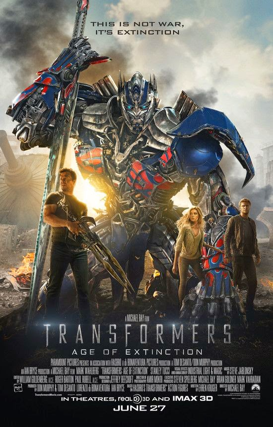 Download Film Transformers Age of Extinction (2014)