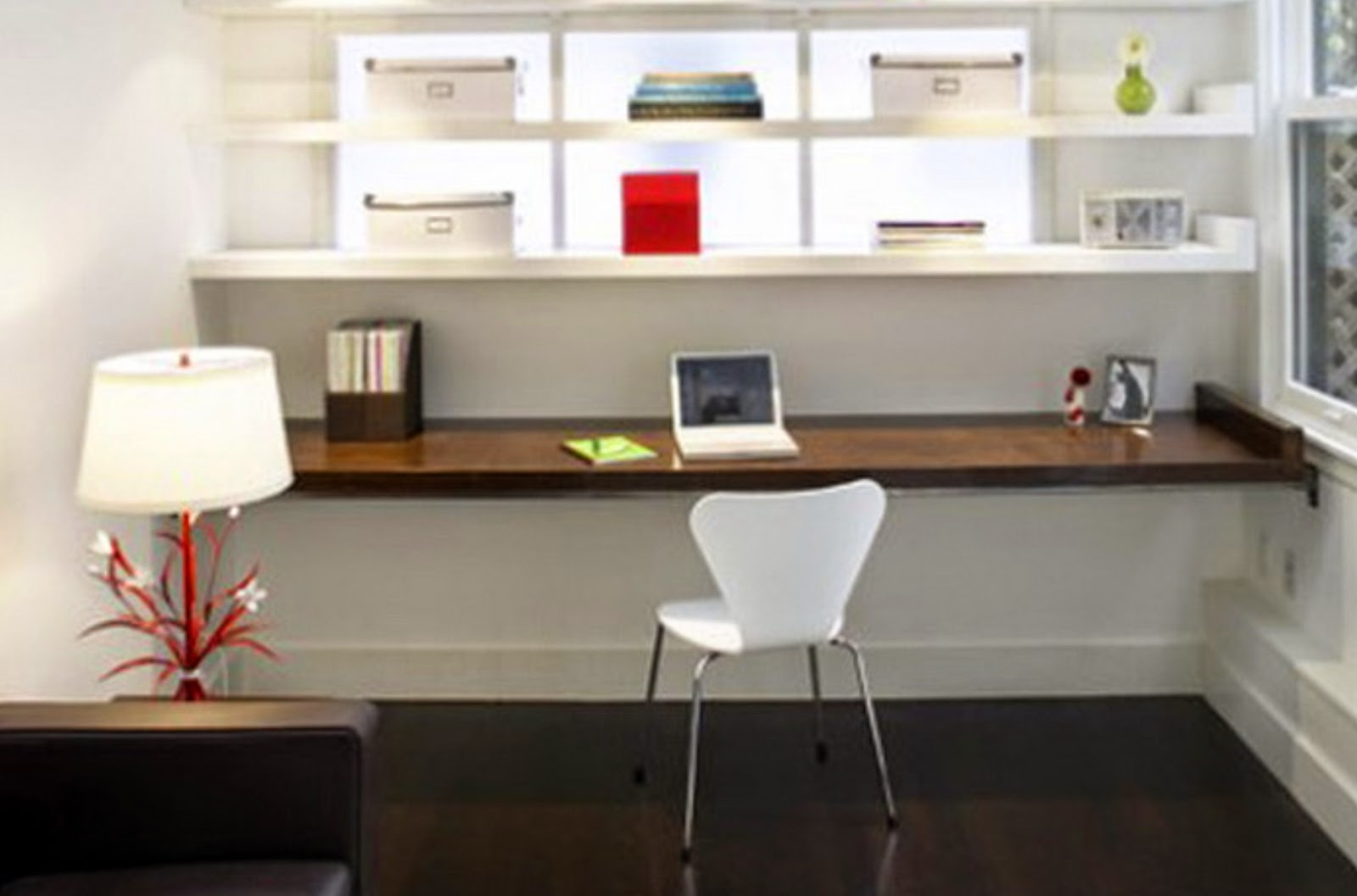 Home Office Space For Two Houzz