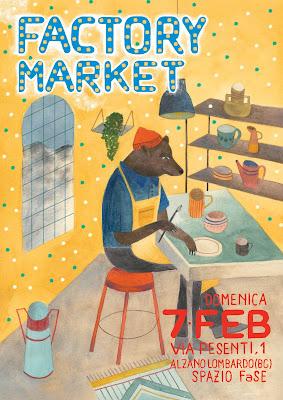 Factory Market 7 Febbraio Alzano Lombardo (BG)