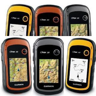 Jual GPS Garmin Etrex Seris di Manado