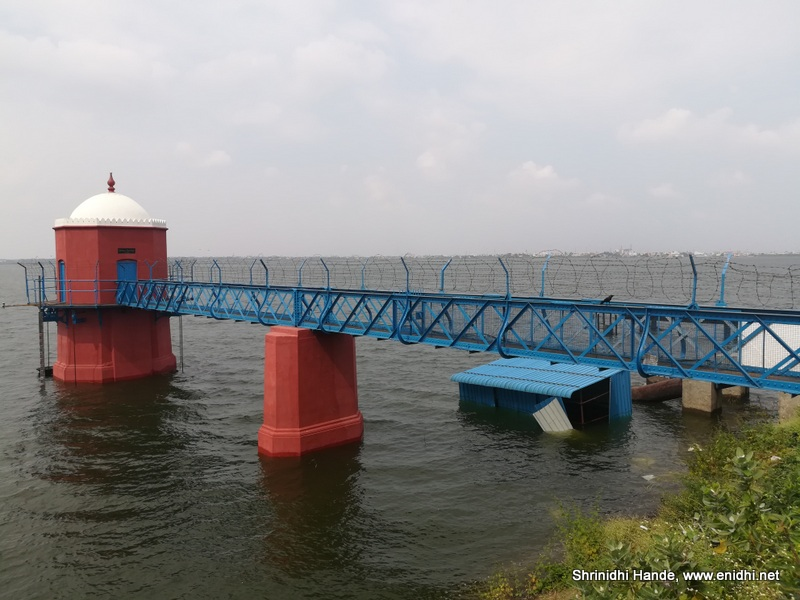 Image result for puzhal lake