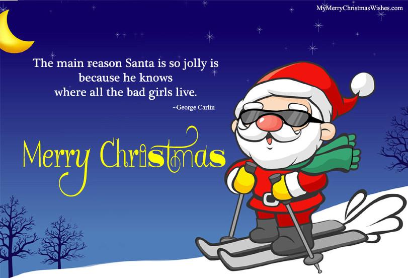 The Main Reason Santa Is So Jolly Is