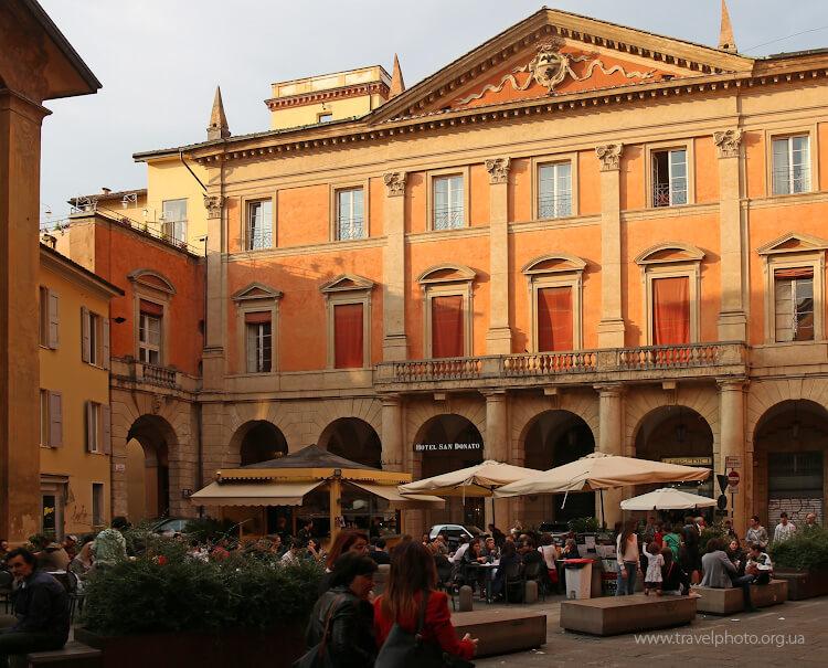 Где поесть в Болонье