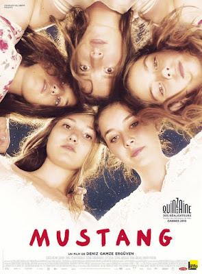 Mustang 2016 DVDR R1 NTSC Latino