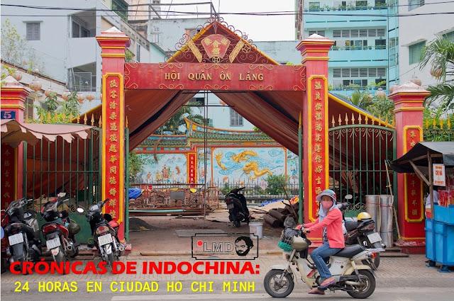CRÓNICAS DE INDOCHINA: 24 HORAS EN CIUDAD HO CHI MINH