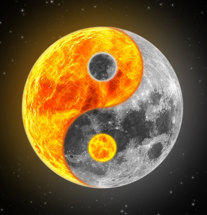 Mythopoeic Rambling Taijitu Yinyang And Dd Alignment