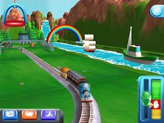 Games Thomas & Friends: Magic Tracks App