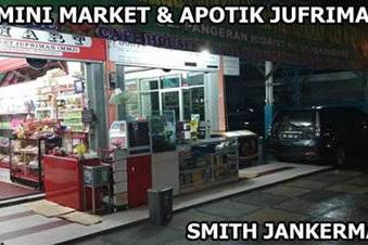 Lowongan Kerja Pekanbaru : Mini Market & Apotik Jufriman Agustus 2017