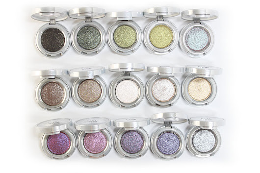 New make up eyeshadow line I am loving....