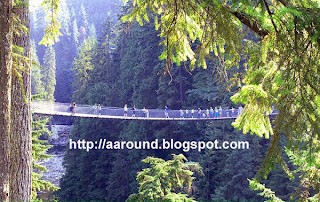 Capilano Suspension Bridge 1