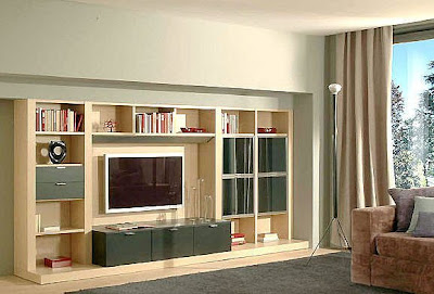 LCD TV cabinet furniture designs. | An Interior Design