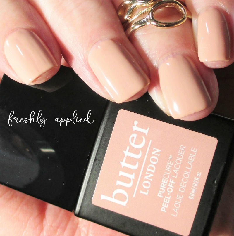Love It or Lose It? | Testing the Butter London PureCure Peel the ...