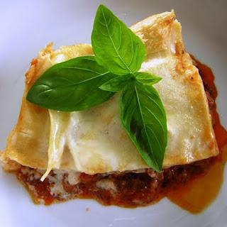Lasagne mit Ragu Bolognese nach den Schwestern Simili  | Arthurs Tochter kocht. Der Blog für Food, Wine, Travel & Love von Astrid Paul