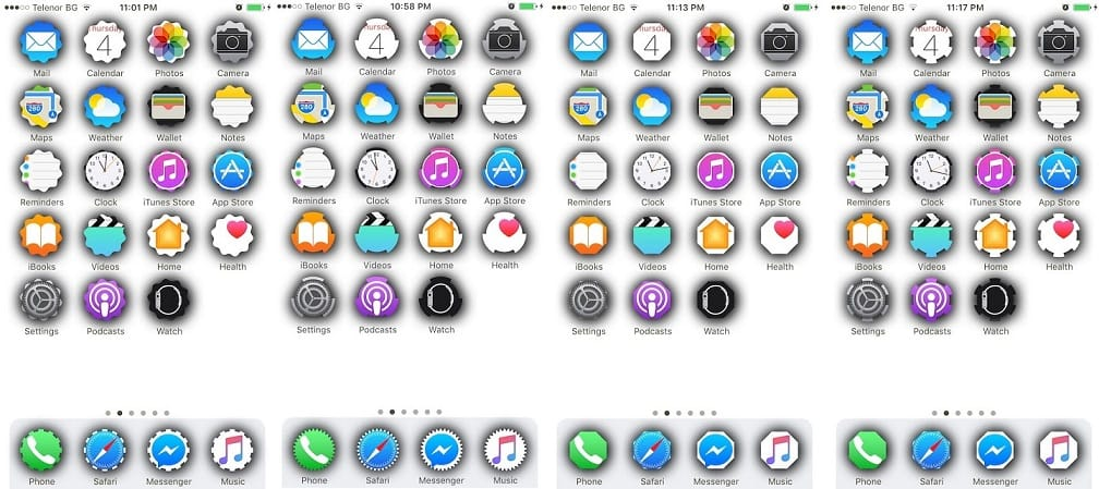 you can now change the shape of your Home screen/SpringBoard icons with a new free jailbreak tweak called SpringToolz