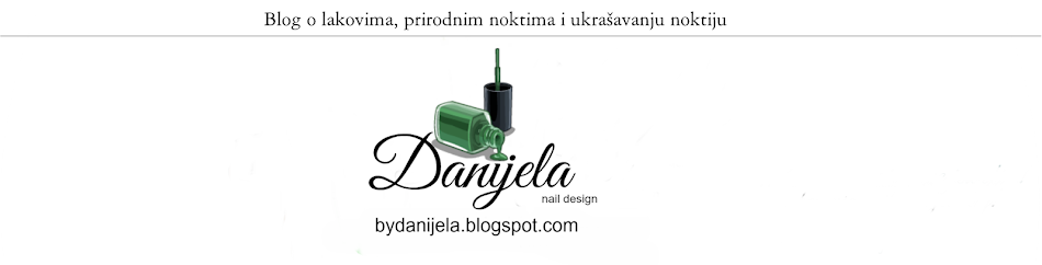 By Danijela Nail Design Homemade Nail Polish 2 By Danijela Quot Sky After Rain Quot