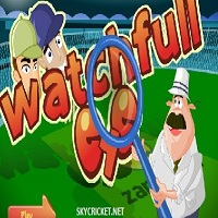 Play Watchful Eye Cricket Game