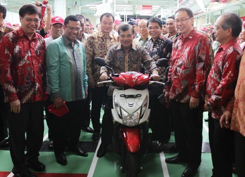 Info Kerja Terbaru Pabrik Astra 2018 Resmi PT Astra Honda Motor (AHM)