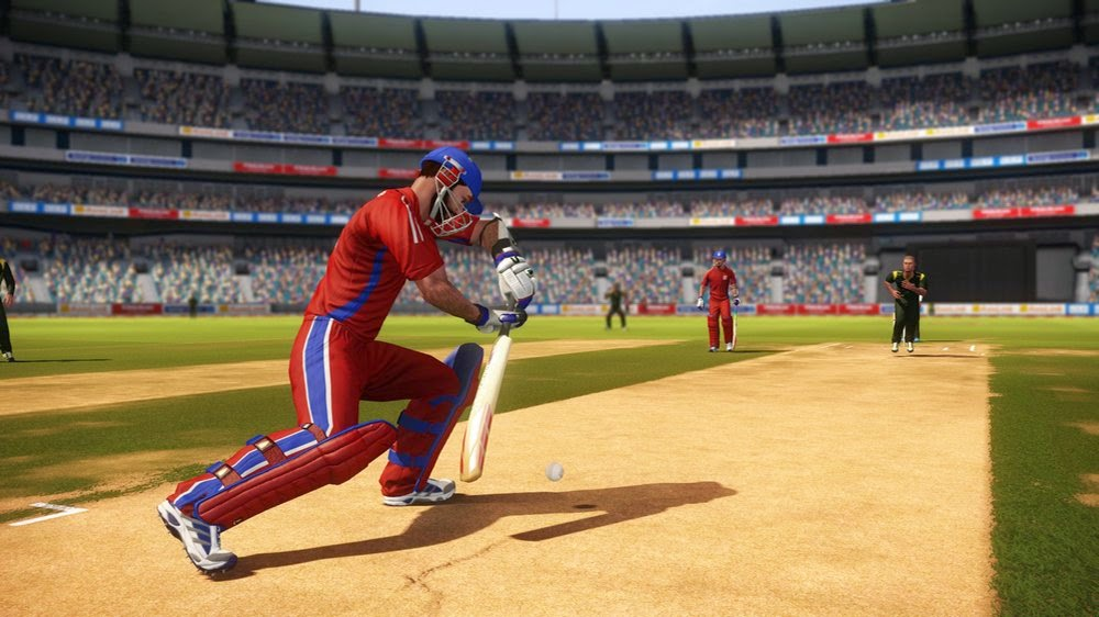 Don-Bradman-Cricket-Gameplay-1