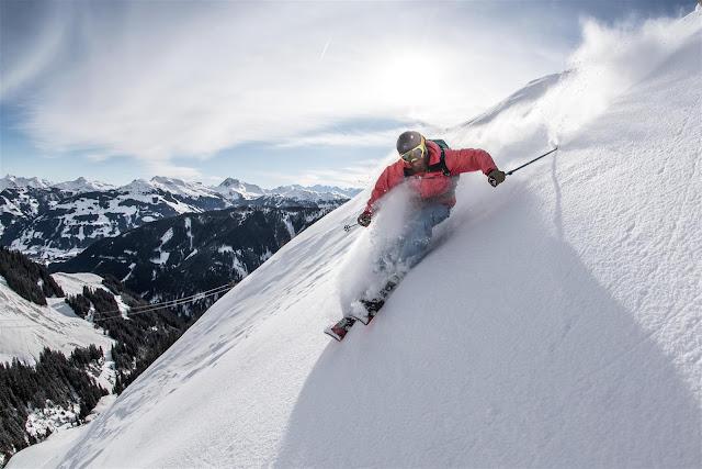 Schifahren Kitzbüheler Alpen