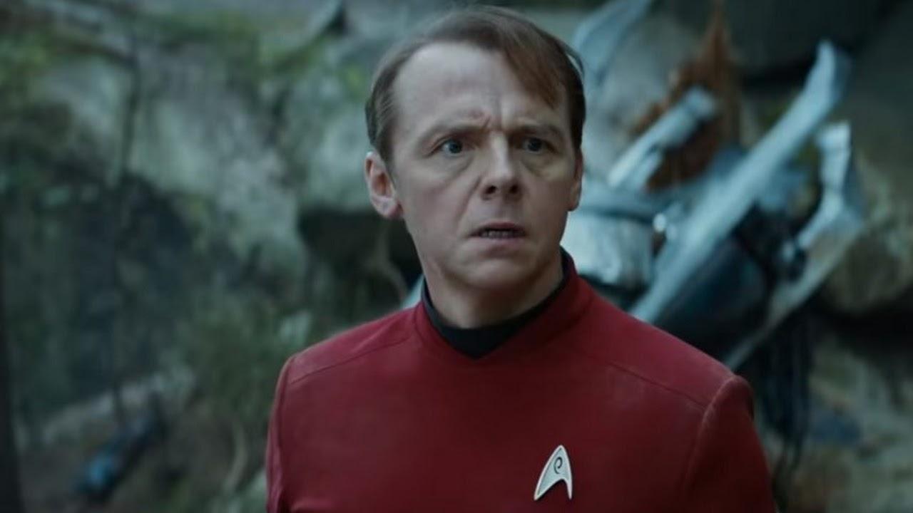 Star Trek 4: Simon Pegg diz que provavelmente não será chamado para o filme de Noah Hawley
