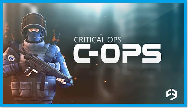 Critical Ops APK+OBB V0.9.6.f325 ATUALIZADO