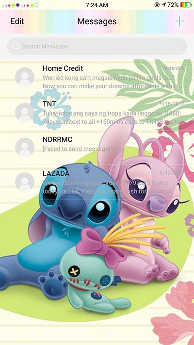 Oppo Theme: Oppo F3 Stitch Theme