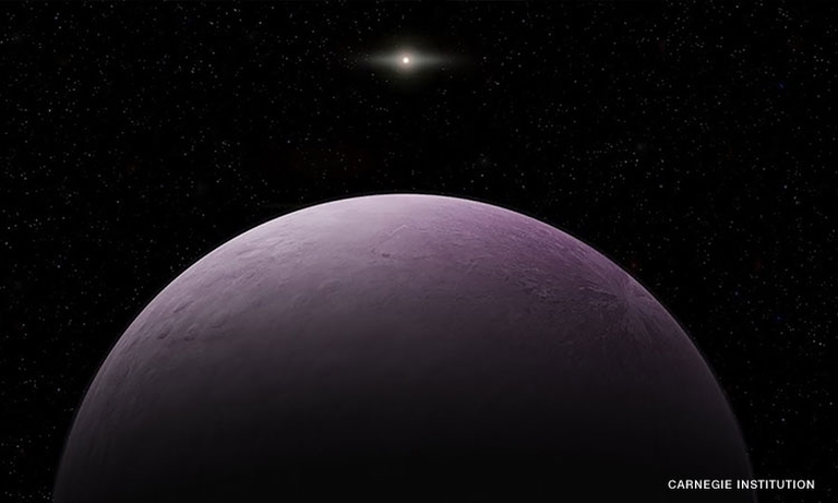 Scientists discover 'Farout', the most-distant object in Solar System