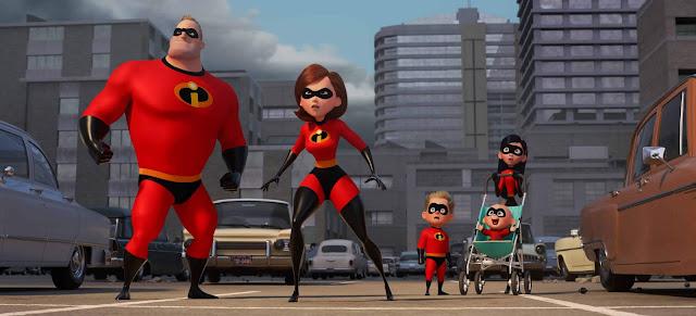 Úžasňákovi 2 (Incredibles 2) – Recenze