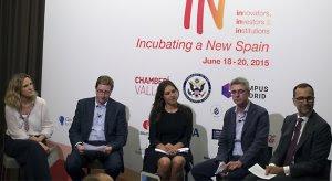 Presentación de IN³ en la embajada de EEUU. EFE/José Carlos Pedrouzo