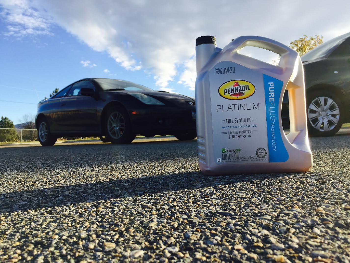 pennzoil, pennzoil fully synthetic, pennzoil winter rollback, walmart, walmart automotive center,