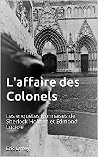 Livre - L'affaire des Colonels : Eric LARREY