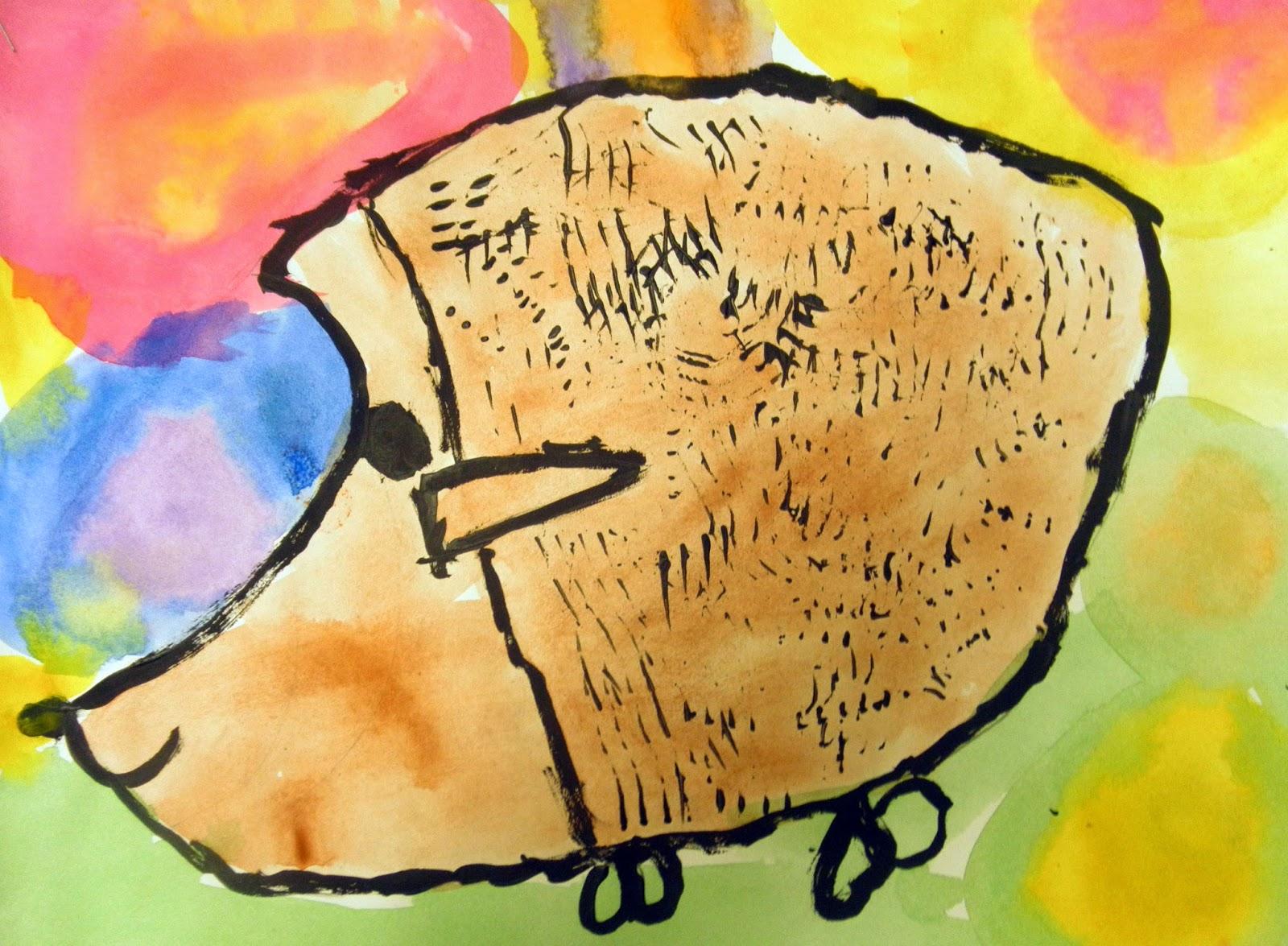 Welcome Kindergarten Hedgie Jan Brett Amp Bear Study