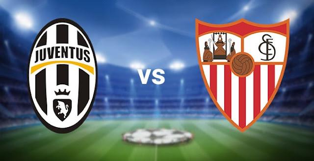 Juventus x Sevilla -  Liga dos Campeões